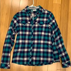 Women's Columbia Flannel